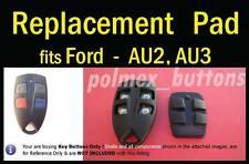 fits FORD AU3 AU2 SDN Remote key - Silicone REPAIR key Buttons Pad
