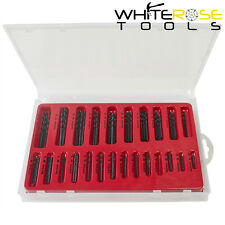 Amtech Precision Drill Bit Set 150pc 0.4-3.2mm Mini Hobby Craft Metal