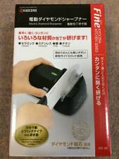 Kyocera Electric Diamond Sharpener DS-38 for Ceramic Knife Free Shipping