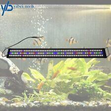 """156 LED Aquarium Light Multi-Color Full Spectrum Lamp 0.5W For 45-50"""" Fish Tank"""
