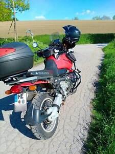BMW R1100GS, Bj.94, LED-Scheinwerfer u.a.  LESEN !!!