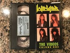 Winger The Videos Part Two Vhs. (Volume One Box)