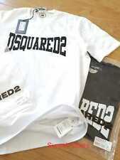 DSQUARED2 Men's T-Shirt - Black & White - S - XXL - Limited Time Offer!!!