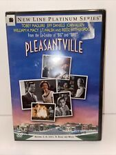 *New Sealed* Pleasantville Dvd 1999 New Line Platinum Series Maguire Witherspoon