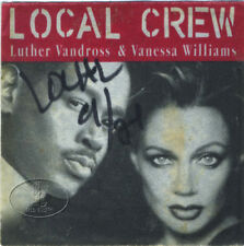 Luther Vandross & Vanessa Williams 1997 Backstage Pass