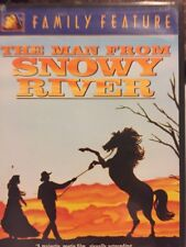 The Man From Snowy River (DVD, 2006) RARE KIRK DOUGLAS 1982