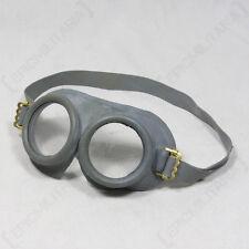 Original NATO RUBBERISED SAFETY GOGGLES Military Eye Protection Eyewear Glasses