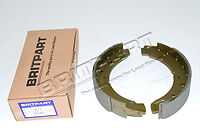 Land Rover Series 2 / 2A / 3 Hand Brake Shoes  STC3821