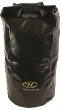 HIGHLANDER CS112 TRI LAMINATE PVC DRY BAG BLACK 44L LARGE