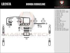 Fits Honda Ridgeline 2006-2008 Large Wood Dash Trim Kit