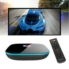 Q-BOX TV Box 4K Android 5.1 S905X Quad-core 2G/16G WiFi BT
