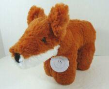 """Manhattan Toy Co Orange Fox Plush NWT 6"""""""
