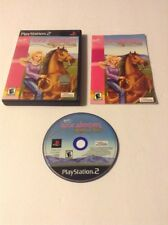 Barbie Horse Adventures: Wild Horse Rescue - PS2 - Complete - Manual - Fast Ship