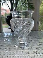 Lalique Ermenoville Vase