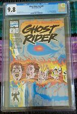 GHOST RIDER #25 CGC 9.8 (1990 SERIES) MARVEL COMICS 1992 🔥🔥🔥🔥