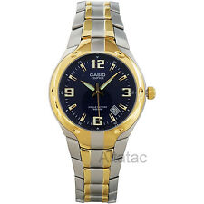 Casio Men's EF-106SG-2AV Edifice Analog Stainless Steel Two Tone Watch