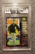 1994 Upper Deck Michael Jordan #19 Baseball Card HGA 8.5 🔥