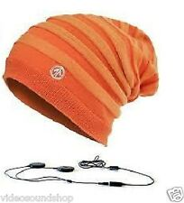 SOUND DISK BEANIE BONFIRE AERIAL7 CUFFIA CAPPELLINO X DJ IPAD IPHONE MP3 TABLET