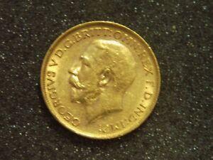 Goldmünze - Großbritannien - George V - Sovereign - Gold - 1918