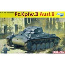 DRAGON 6572 Pz. Kpfw. II Exéc. B 1/35 scale plastic model kit