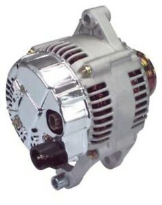 Alternator-VIN: Z WAI 13824N