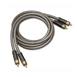 Brand New Linn Silver RCA Interconnect Cable - 1.2m (Pair)