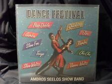 Ambros Seelos Show Band - Dance Festival (mit Autogramm)