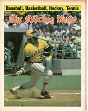 Sporting News 6/11 1977, Baseball magazine, Dave Parker, Pittsburgh Pirates ~ EX