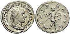 Impero Romano Gordiano III 238 244 DC Antoniano Argento 5,00 gr. / 22 mm.
