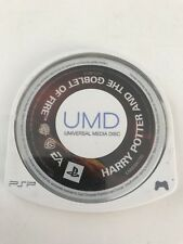 HARRY POTTER AND THE GOBLET OF FIRE PSP - UMD