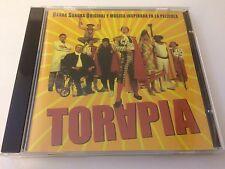 BANDA SONORA ORIGINAL Y MUSICA INSPIRADA EN LA PELICULA - TORAPIA - RARE CD