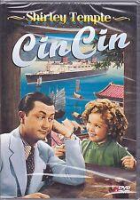Dvd **CIN CIN** con Shirley Temple nuovo 1936