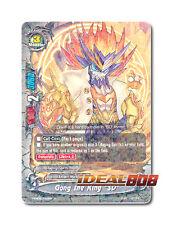 "Buddyfight x 4 Gang the King ""SD"" [H-EB04/0023EN R] English Mint Future Card"
