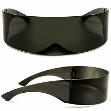 Anime Code Geass - Mao Inspired Cosplay Party Comics Wrap Black Sun Glasses