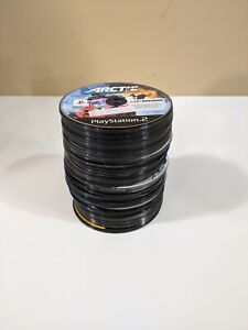 Lot of 100+ Sony PlayStation 2 Games Disc Only Untested