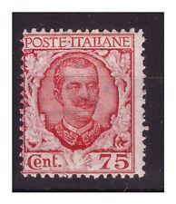 REGNO 1926 - FLOREALE   Centesimi 75   NUOVO **