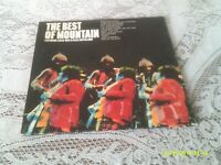 MOUNTAIN. THE BEST OF MOUNTAIN. GATEFOLD. WINDFALL. 1973. FIRST PRESSING.