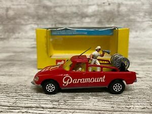 Rare Corgi Toy No 510 Citroen DS ( Conversion) Tour De France Managers Car Boxed