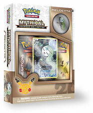 Pokemon Meloetta Mythical Collection Box TCG - Factory Sealed - GENERATIONS
