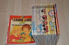 lot 24 livres J'AIME LIRE mensuels très anciens parmi les n°2 à 49
