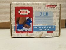 3 LB Bell Wrist & Ankle Weights