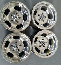 Holden HK HT HG Torana LH LX SLR SS 14 x 7 14x 8 jellybean polish new nuts caps