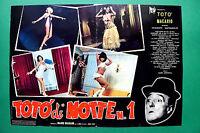 T07 Fotobusta Toto 'Von Nacht N 1 Macario Margaret Lee Mein Thai Selten Kult 7