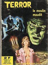 TERROR 18 LE MOULIN MAUDIT  ELVIFRANCE 1972