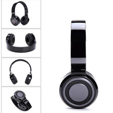 Foldable Bluetooth Wireless Headphone FM TF Card Headset Mobile Computer Gaming