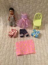 Barbie Happy Family Baby's 1st Birthday Playset Neighborhood Baby Friends Krissy