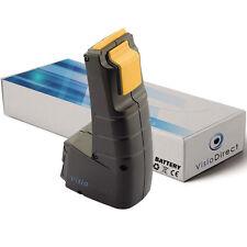 Batterie 9.6V 2000mAh pour Festool CCD9.6 - Société Française -
