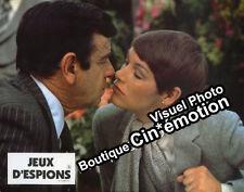 8 Photos Cinéma 21x27cm (1980) JEUX D'ESPIONS Walter Matthau, Glenda Jackson TBE