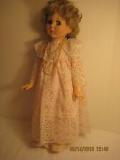 "Vintage American Character Doll ""Toodles"" - 24"" Hard Vinyl - ""Follow Me"" Eyes"