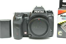 Pentax K-7 14.6 MP Digital SLR with Shake Reduction and 720p HD Video Body Only